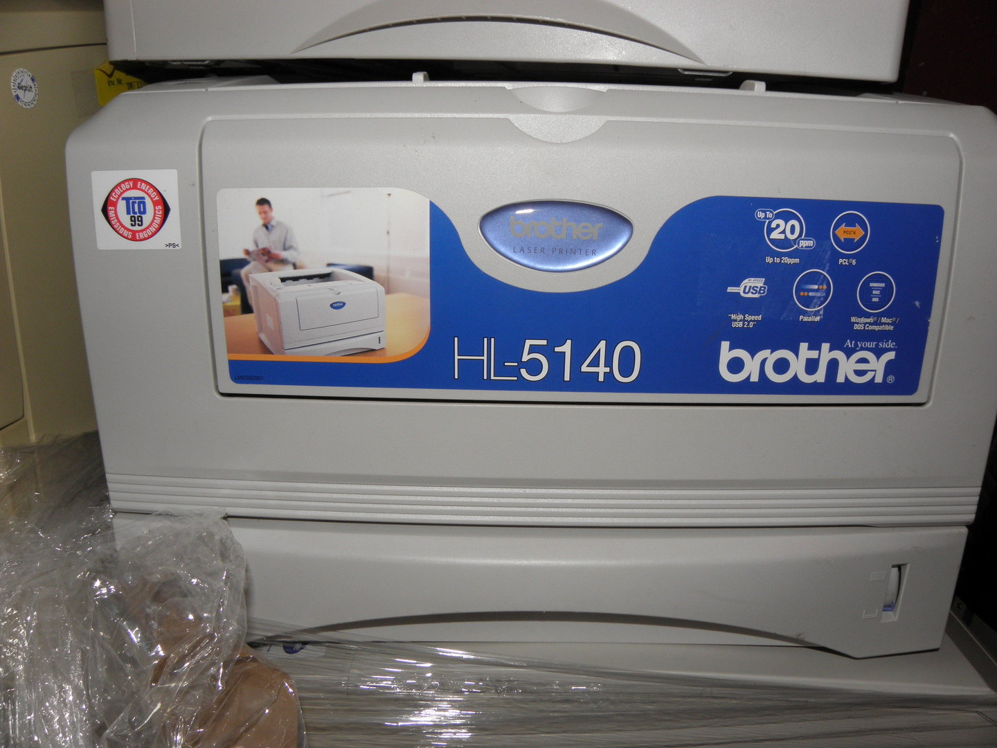 Brother-Drucker HL-5150D