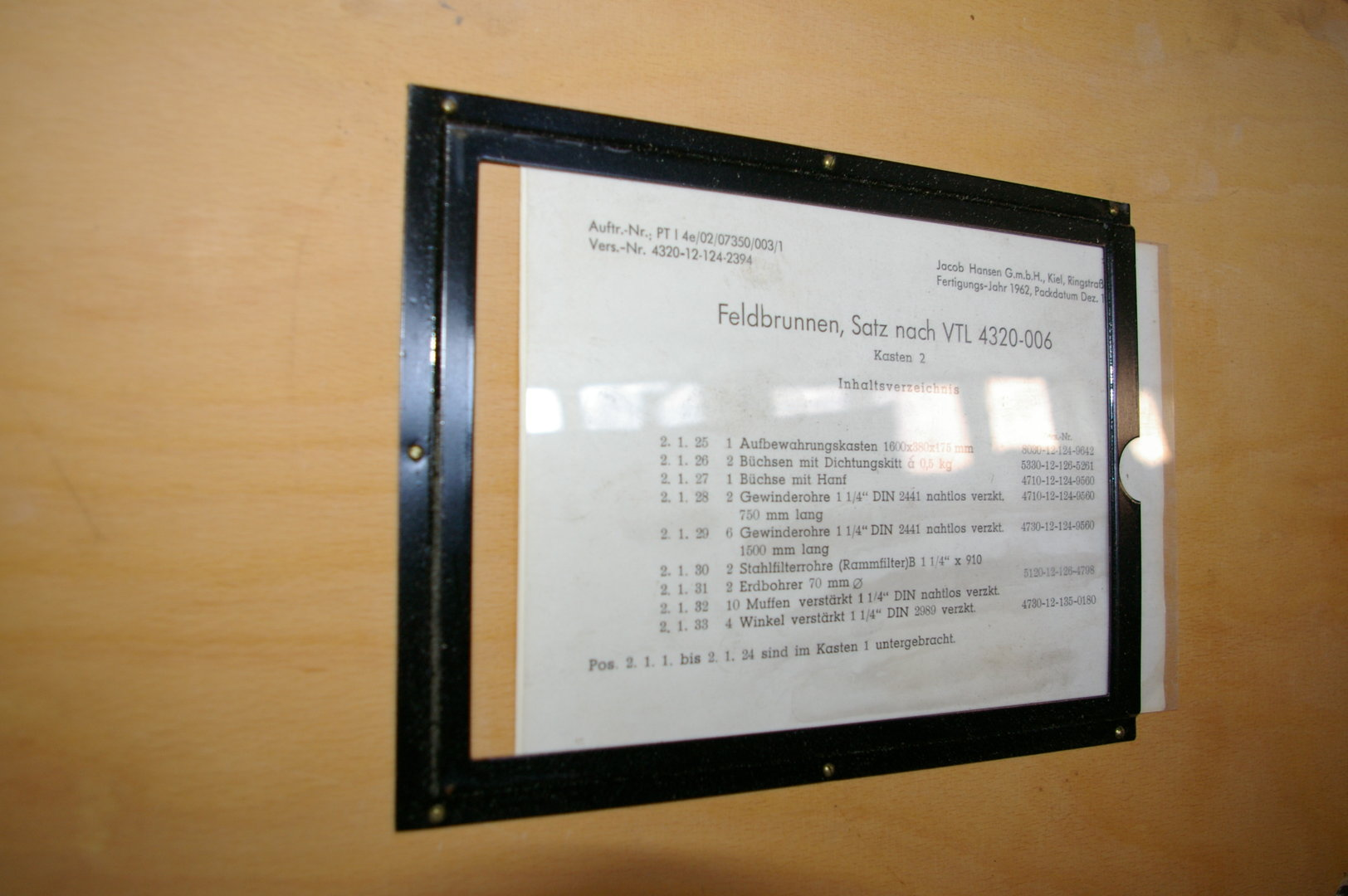 rammbrunnen- bausatz mit rammfilter bohrer - waren handel krakowski