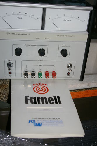 Farnell Power Supply L 30-5